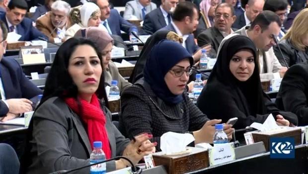 Ji bo hilbijartinan 146 namzedên jin ên Herêma Kurdistanê hene