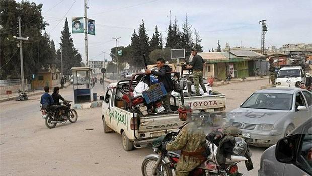 Li Efrînê talan û yexmeya malên kurdan berdewam e