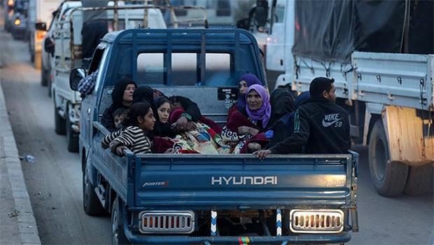 70 malbatên ereb ên din li Efrînê hatin bicihkirin