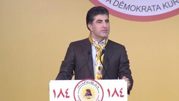 Nêçîrvan Barzanî: PDKê hêza yekem e li Kurdistanê