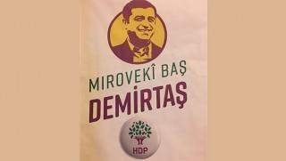 HDP: Namzedê me yê Serokomariyê Demirtaş e
