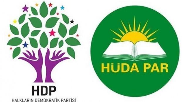 HDPê bersiva tifaqê da HUDA-PARê