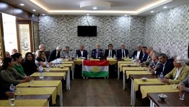 Derbarê 30 siyasetmedarên Kurd de lêpirsîn hat destpêkirin