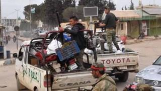 Çekdarên ASAyê dîsa li Efrînê li ser dizî û talanê bihev ketin
