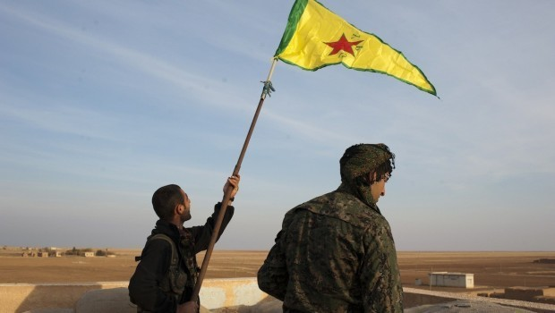YPG Şêwirmendên xwe yên leşkerî ji Minbicê dikişîne