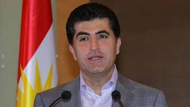 Nêçîrvan Barzanî pîrozbahiya Cejna Remezanê li gelê Kurdistanê dike