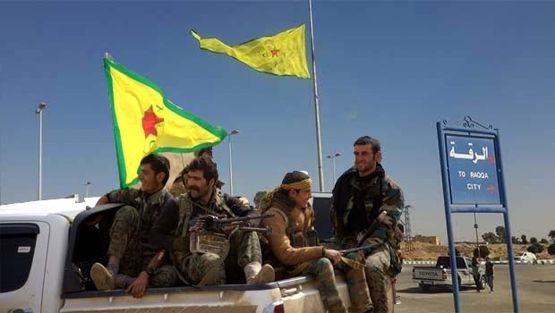 Şervanên YPGê bajarokekî din rizgar kirin