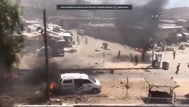Li Efrînê 2 teqîn: Kuştî û birîndar hene