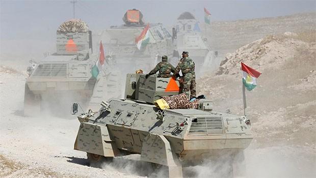 Fermandarê amerîkî: Divê Pêşmerge û hêzên Iraqê lihev bikin