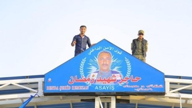 Asayişa Rojava nav û logoya xwe guhert