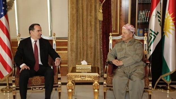 Serok Barzanî: Pêwîst e proseya siyasî ya Iraqê li ser sê binemayên bê avakirin