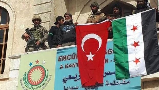 Tirkiye rapora Amnesty derbarê Efrînê red dike