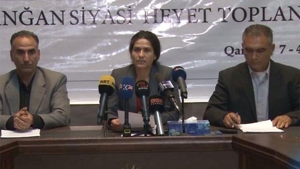 Gera duyem a hevdîtinan destpê dike; Şandeke MSDê li Şamê ye