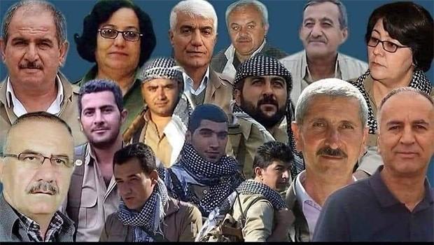 Partîyên Kurdistanî li Amedê ji bo şehîdên Rojhilatê Kurdistanê şîn danin