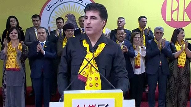 Nêçîrvan Barzanî: Serkeftina PDK, serkeftina Kurdistanê ye