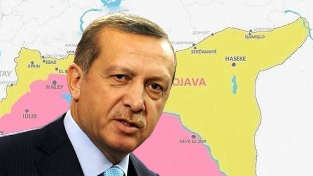 Erdogan: Emê ji bo rojhilatê Firatê jî pêngavan biavêjin