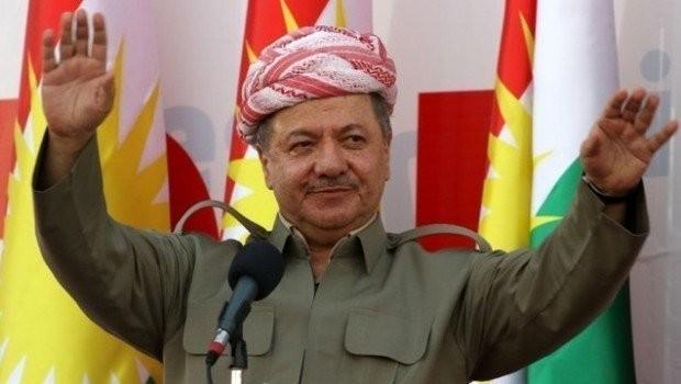 Serok Barzanî, girêdayî helkefta hilbijartinên Kurdistanê pîrozbahiya xwe ragihand