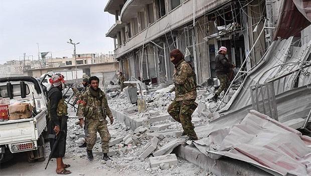 Amnesty daxwaz ji Tirkiyê dike binpêkirinên li Efrînê dibin rawestîne