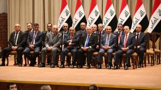 Parlemantoya Iraqê hikûmeta nû bi 14 wezîran pesnd kir