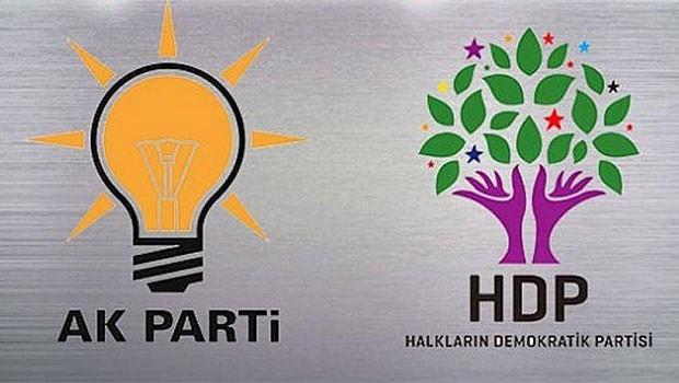 AKPê bersiva banga HDP'ê dide