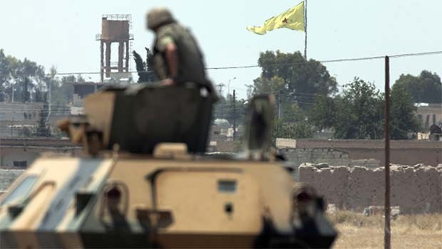 Amerîka ji êrişên Tirkiyê li dijî YPGê nîgeran e