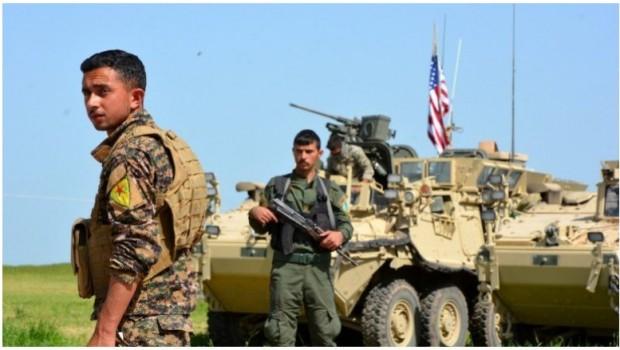 Amerîka: Me gerên hevbeş bi YPGê re nekiriye