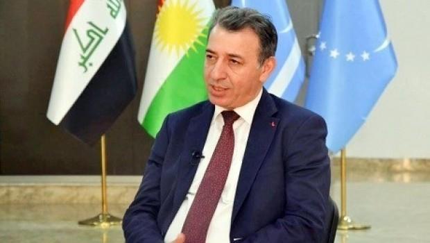 Parlamenterê Tirkmen di Parlamentoya Kurdistan de bi Tirkmenî sond xwar