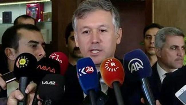 Konsûlê Tirkiyê: YNKê bi girtina baregehan Tevgera Azadiyê pêngavekî baş avêt