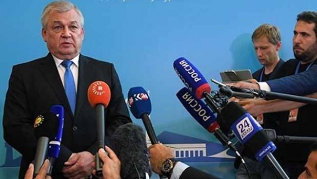 Rûsya: Em ligel beşdariya Kurdan di çareseriya siyasî ya Sûriyê de ne
