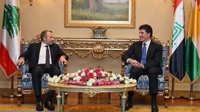 Lubnan dixwaze pêwendiyên xwe bi Kurdistanê re pêş bixe