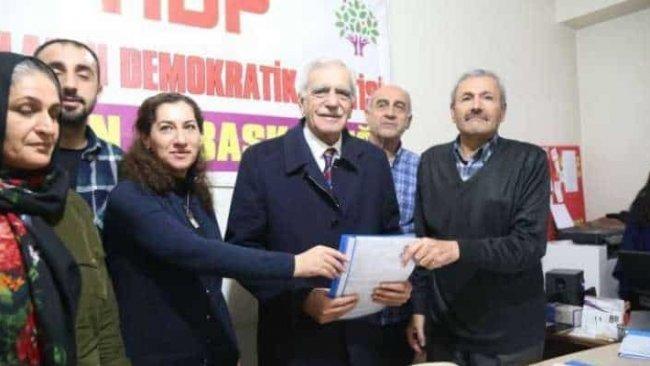 Ahmet Turk careke din bû namzedê Şaredariya Mêrdînê