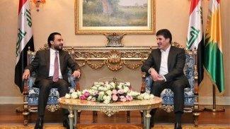 Nêçîrvan Barzanî pêşwaziya Serokê Parlementoya Iraqê kir