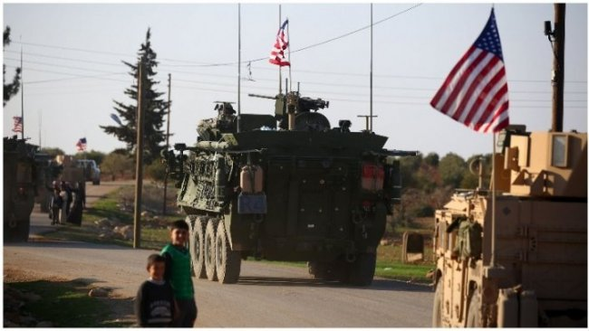 Amerîkayê ji nû ve hêza leşkerî û çek şandin Rojavayê Kurdistanê!
