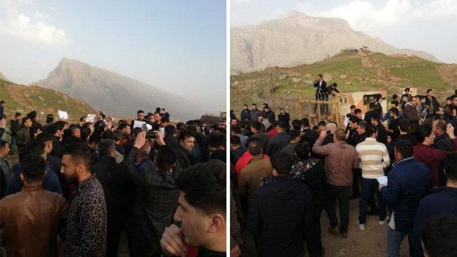 Xelkê Şêladizê ji bo Tirkiye û PKK: Şerê xwe ji warên me dûr bixin!