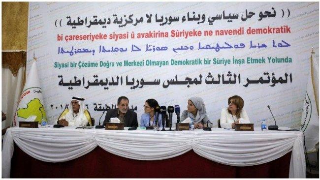 MSD daxwaz dike Hewlêr aliyên Rojavayê Kurdistanê ji hev nêzîk bike