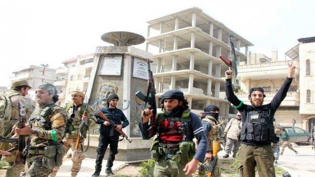 Eqibetê 300 Xortên Efrînê ku li destê ASA'ye, ne xuya ye!