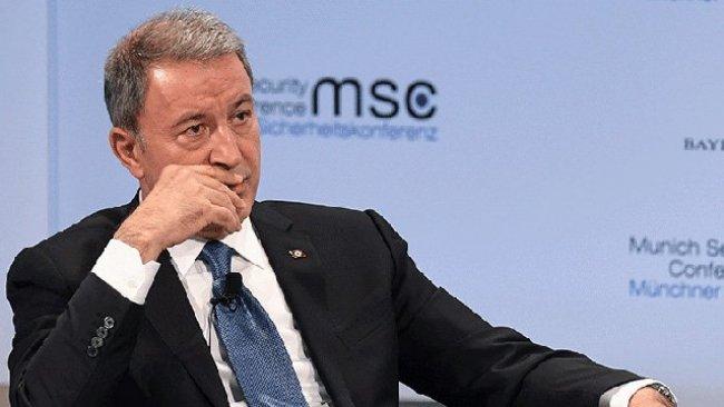 Hulusî Akar: Divê ewlehiya devera aram di destê Tirkiyê de be