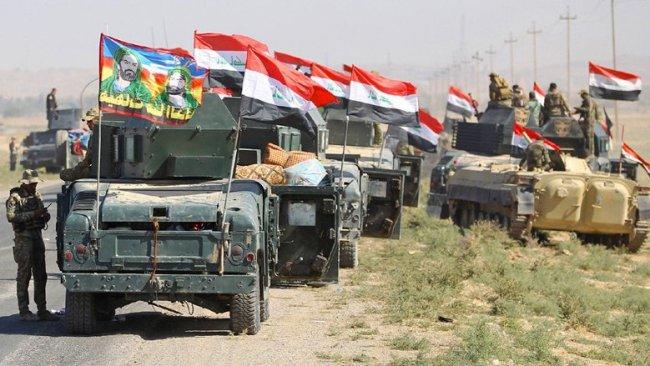 Iraqê amadekariyên derbasbûna hêzên xwe bo nav axa Sûriyê red kir