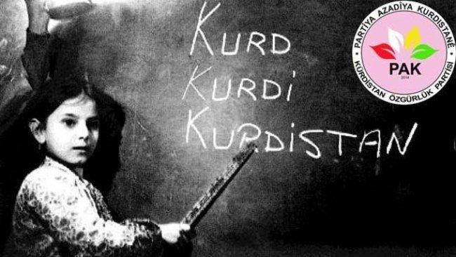 PAK: 21ê Sibatê ji bo Kurdên ku bi Kurdî nizanin bila bibe destpêka fêrbûna zimanê Kurdî