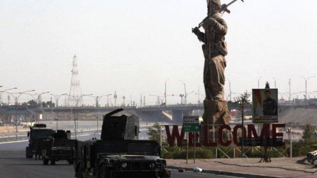 Ji bo vegera Pêşmerge ji Kerkûkê re şandeke Iraqê tê Hewlêrê