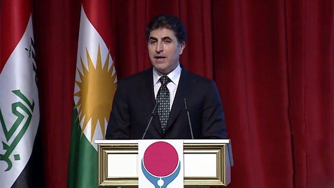 Nêçirvan Barzanî diltenahîyê dide xelkê Kurdistanê