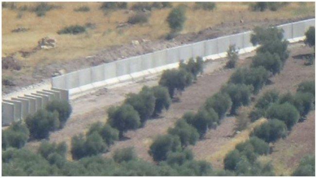 Sûriye: Tirkiye bi avakirina dîwarekî, Efrînê ji navçeyên din dibire