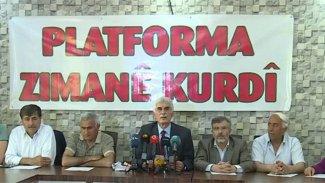 Daxwaza perwerdeya bi zimanê Kurdî tê kirin