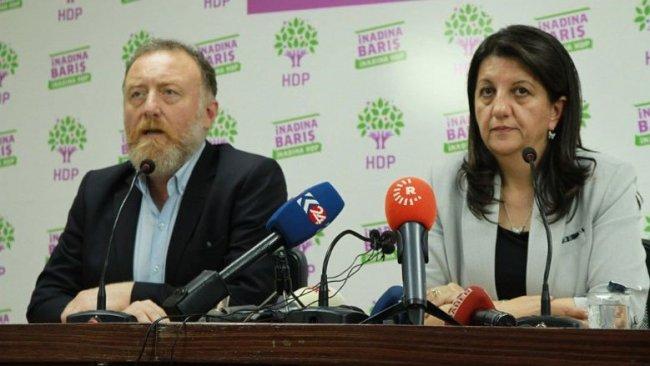 HDP: Hevdîtinên bi Ocalan re dê gavên baş bixwe re bîne
