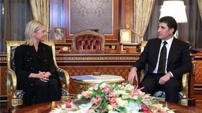 UNAMI: Em hêvî dikin ku ji nêzîk ve kar ligel Nêçîrvan Barzanî bikin
