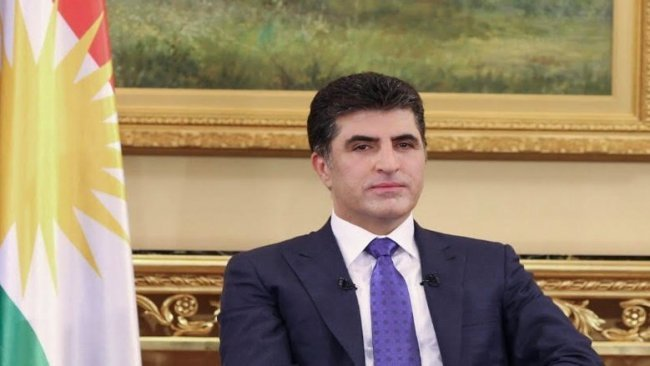 Nêçîrvan Barzanî wek Serokê Herêma Kurdistanê sûnda yasayî dixwe