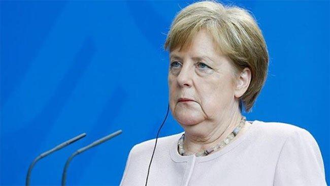Civaka Kurdî bersiv da Merkel: Ne erkê hikûmeta te ye serxwebûna Kurdistanê red bike