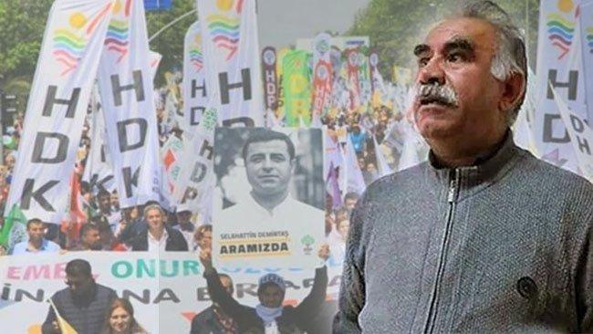 HDP: Me nameya Ocalan rast nirxandiye