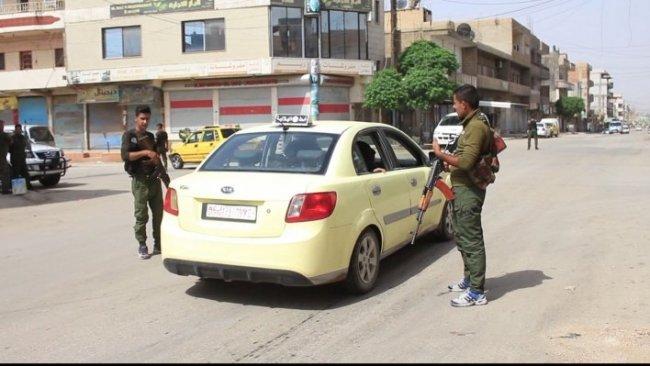 Lî Rojava Hêzên rêjîma Sûriyê xortên kurd digirin