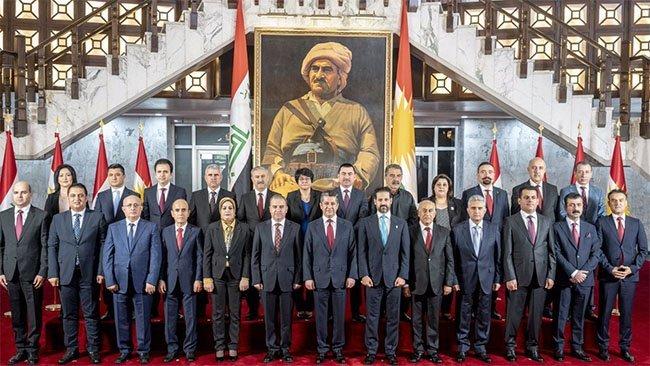 Girîngiya hukumeta nû ya Başûrê Kurdistanê